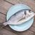 vers · vis · koken · boord · lunch · zeevruchten - stockfoto © karandaev