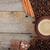 warme · chocolademelk · specerijen · christmas · dag · voedsel · koffie - stockfoto © karandaev
