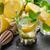 lemonade pitcher and glasses stock photo © karandaev