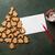 クリスマス · グリーティングカード · ホットチョコレート · マシュマロ · 石 - ストックフォト © karandaev