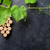 lousa · degustação · de · vinhos · vinho · folhas · frutas · outono - foto stock © karandaev