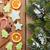 Noel · ahşap · kar · zencefilli · çörek · baharatlar - stok fotoğraf © karandaev