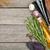 baharatlar · ahşap · masa · bo · çiçek - stok fotoğraf © karandaev