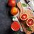 グループ · フルーツ · オレンジ · レモン · ガラス · 食品 - ストックフォト © karandaev