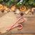 Noel · ahşap · kar · baharatlar · zencefilli · çörek - stok fotoğraf © karandaev