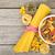 macarrão · mesa · de · madeira · velho · cópia · espaço · comida · madeira - foto stock © karandaev