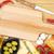 vacío · tabla · de · cortar · espacio · de · la · copia · alimentos · fondo - foto stock © karandaev