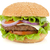 cheeseburger · pomodoro · cipolla · verde · insalata · alimentare - foto d'archivio © karandaev