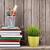 livres · usine · pomme · isolé · blanche · papier - photo stock © karandaev