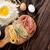domowej · roboty · makaronu · gotowania · drewniany · stół · górę · widoku - zdjęcia stock © karandaev