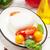 mozzarella · queso · aceite · de · oliva · tomate · albahaca · hierba - foto stock © karandaev