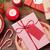 kezek · tart · mézeskalács · ember · süti · női · karácsony - stock fotó © karandaev