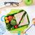 öğle · yemeği · kutu · sebze · sandviç - stok fotoğraf © karandaev