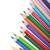 colore · matite · isolato · bianco · scuola - foto d'archivio © karandaev
