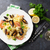 pasta with seafood stock photo © karandaev