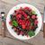 fresh ripe berries plate stock photo © karandaev
