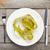 ölçüm · bant · çatal · beyaz · gıda · uygunluk - stok fotoğraf © karandaev