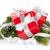 three christmas gift boxes stock photo © karandaev