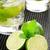 mojito · cocktail · ingrediënten · zwarte · rubber · top - stockfoto © karandaev