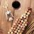 borosüveg · alakú · üveg · bor · dugóhúzó · karton - stock fotó © karandaev
