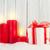 velas · madeira · conjunto · iluminação · fogo - foto stock © karandaev