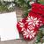 Navidad · tarjeta · de · felicitación · mitones · mesa · de · madera · superior - foto stock © karandaev