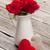red roses and hearts stock photo © karandaev