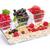 healthy breakfast with muesli and berries stock photo © karandaev