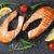 vermelho · cozinhado · temperos · comida · jantar - foto stock © karandaev