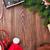 Noel · hediye · kutusu · çalar · saat · şube · kapalı - stok fotoğraf © karandaev