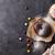 gıda · ahşap · turuncu · mavi · ekmek - stok fotoğraf © karandaev