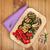 焼き · 野菜 · まな板 · 暗い · 石 · 表 - ストックフォト © karandaev