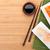 Sushi maki and shrimp sushi stock photo © karandaev