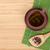 hagyományos · japán · gyógynövény · tea · recept · előkészített · öntöttvas - stock fotó © karandaev