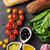 Kochen · Essen · Zutaten · Salat · Salat · Avocado - stock foto © karandaev