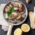 свежие · морепродуктов · каменные · таблице · Top · мнение - Сток-фото © karandaev