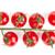 orgânico · videira · tomates · cereja · isolado · branco · fruto - foto stock © karandaev