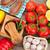 különböző · színes · fűszer · zöldségek · körül · üres - stock fotó © karandaev
