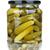 augurken · voedsel · groenten · glas · jar · tabel - stockfoto © karandaev