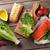 szendvics · vágódeszka · kenyér · hús · kés · paradicsom - stock fotó © karandaev