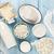 süt · peynir · tereyağı · ahşap · masa · üst - stok fotoğraf © karandaev