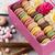 colorful macaroons sweet macarons stock photo © karandaev