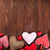 valentines day background with hearts stock photo © karandaev