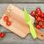 tomates · videira · vermelho · cor · cereja · fresco - foto stock © karandaev