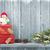 Рождества · снеговик · игрушку · корзины - Сток-фото © karandaev