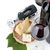 Red wine and cheese stock photo © karandaev