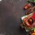 christmas · wijn · ingrediënten · top · exemplaar · ruimte - stockfoto © karandaev
