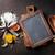 Hint · baharatlar · kaşık · kişniş · kırmızı - stok fotoğraf © karandaev