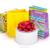 alışveriş · çantası · renkli · kutu · beyaz · dizayn · doğum · günü - stok fotoğraf © karandaev