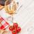 地中海料理 · パン · ローフ · トマト · チーズ · トマト - ストックフォト © karandaev